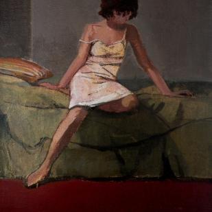 Etude | huile sur toile | 50x40cm | 2005